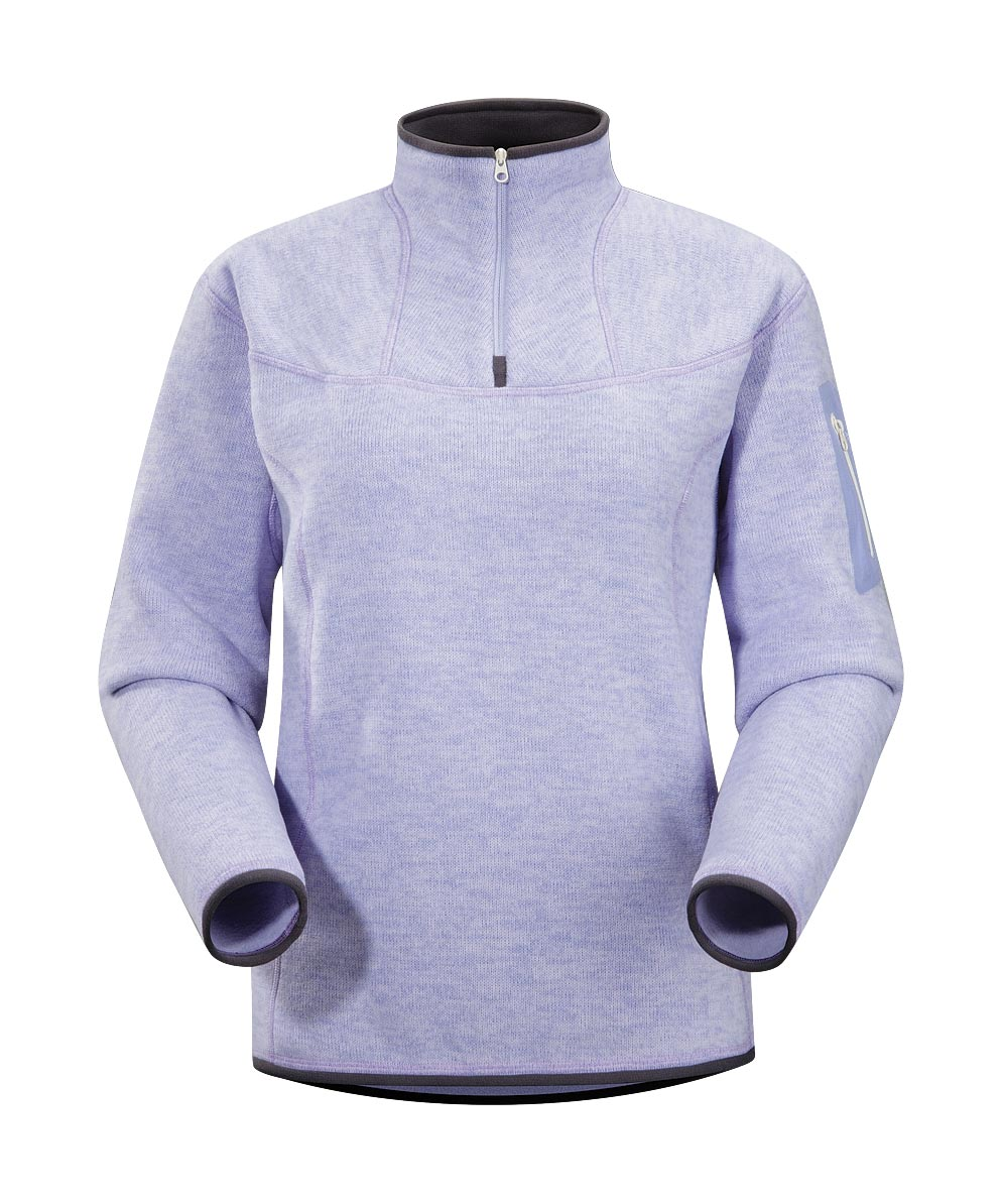 Arcteryx Alpine Pearl Covert Zip Neck
