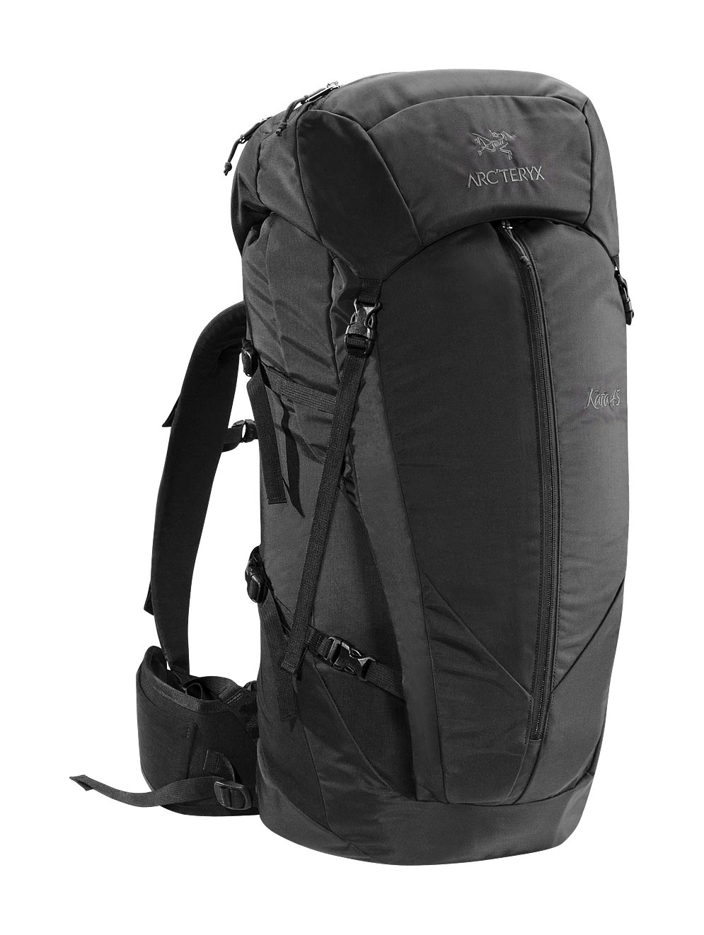 Arcteryx Black Kata 45 - New