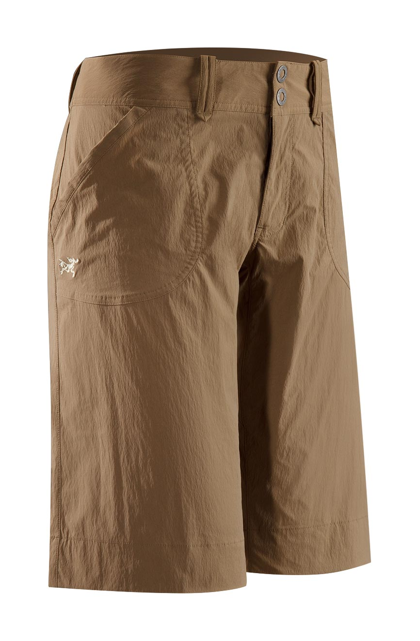 Arcteryx Nubian Brown Parapet Long - New