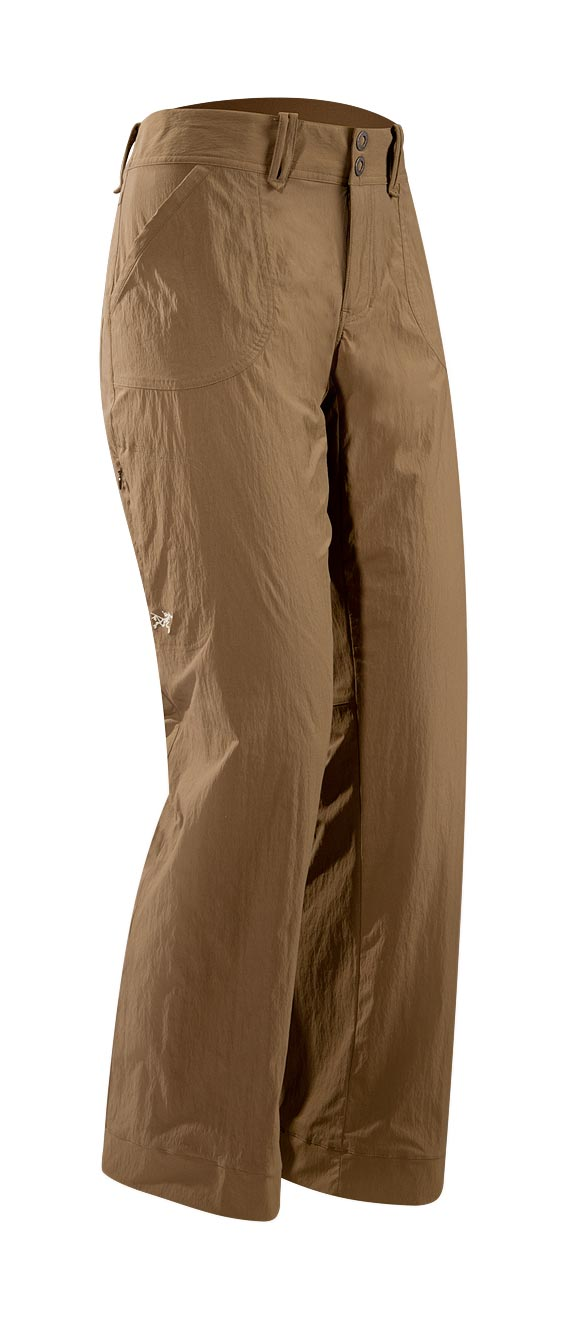 Arcteryx Nubian Brown Parapet Pant - New