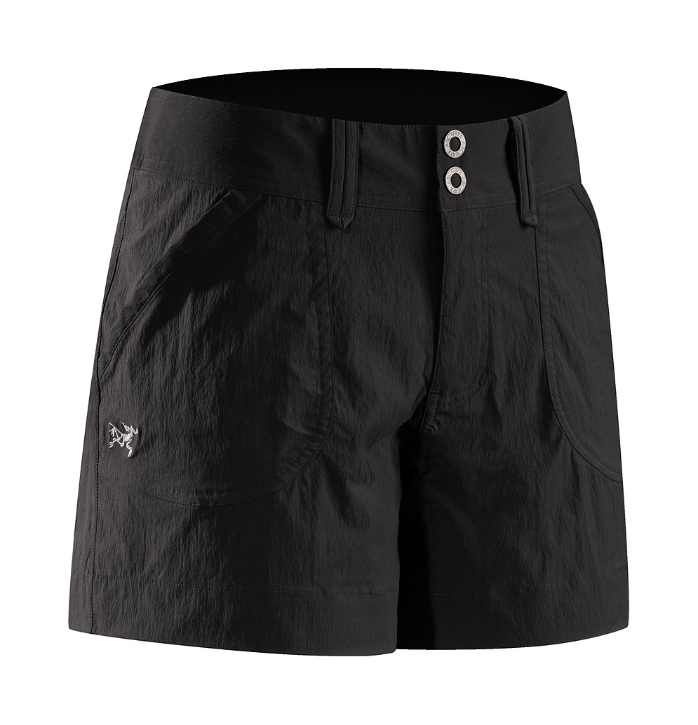 Arcteryx Black Parapet Short - New