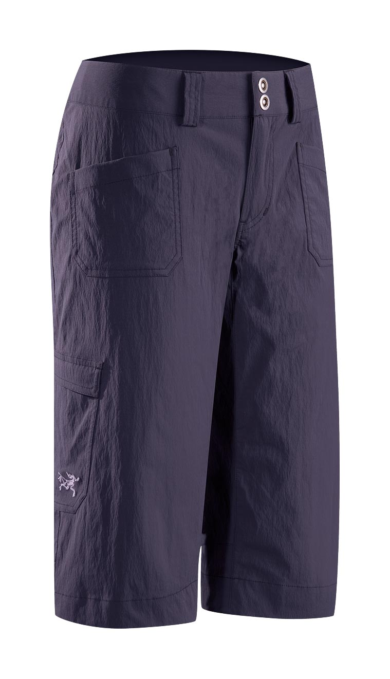 Arcteryx Blue Kyanite Rampart Long