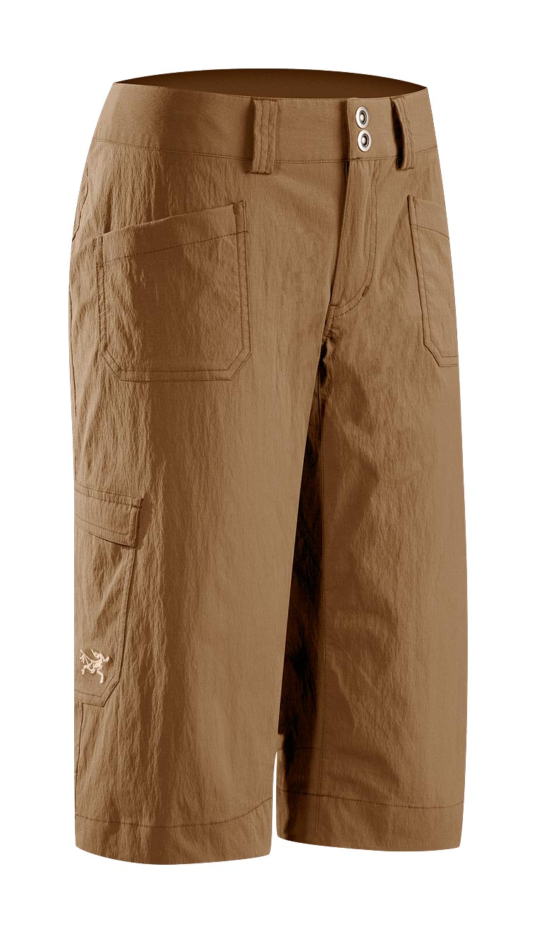 Arcteryx Nubian Brown Rampart Long