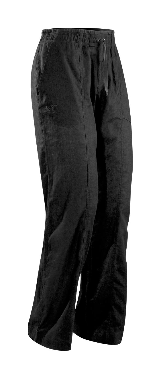 Arcteryx Black Arida Pant - New