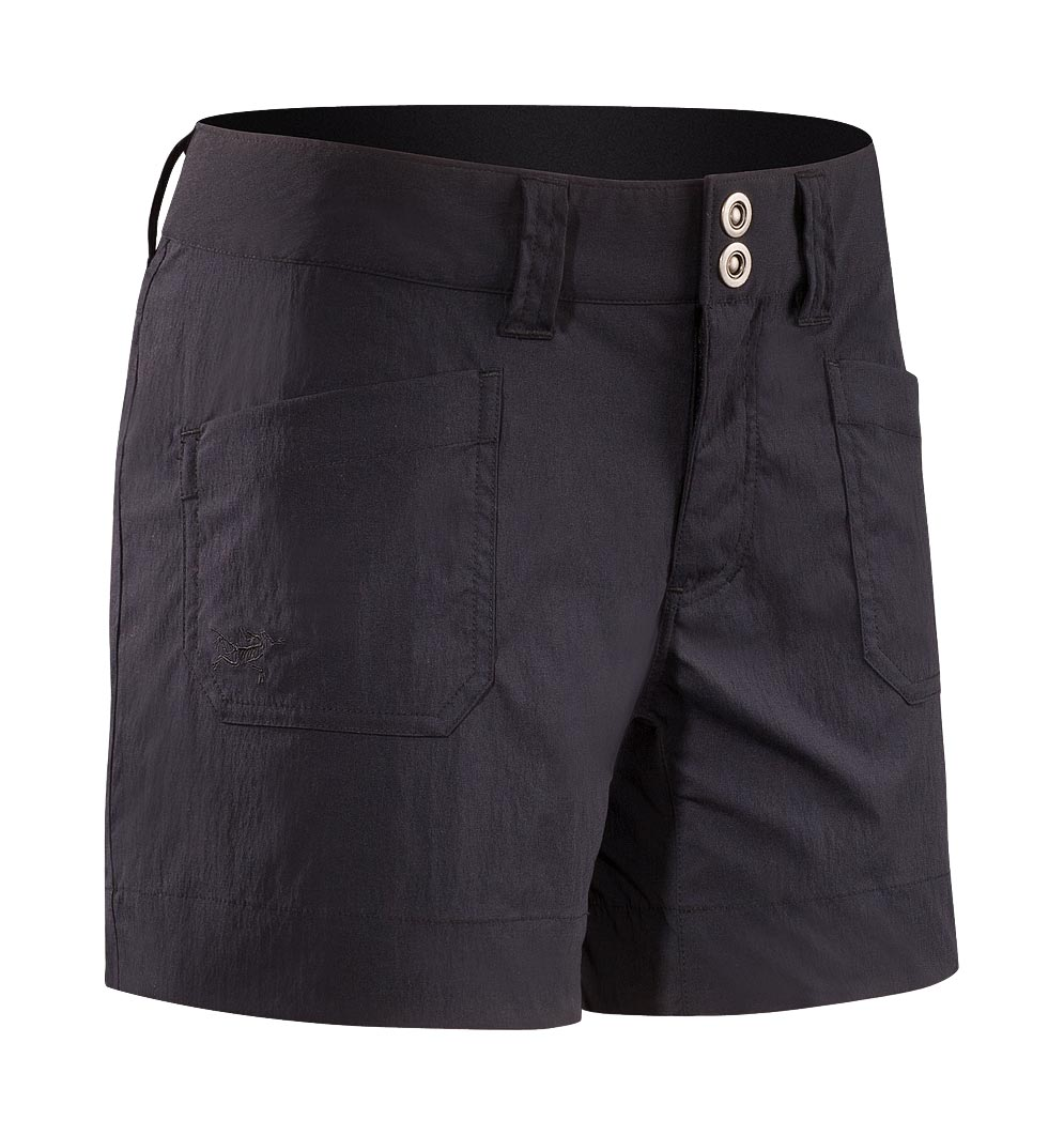 Arcteryx Black Rampart Short