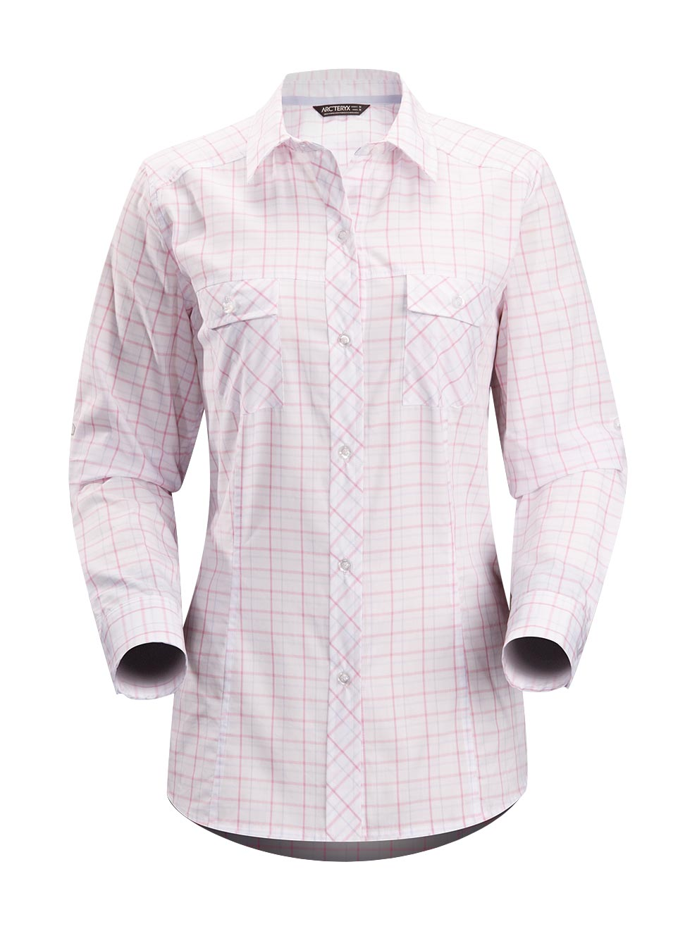 Arcteryx White Lil Melodie Shirt LS - New